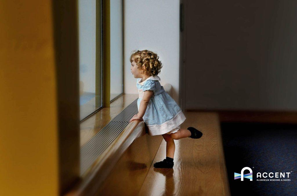 How to child-proof your home's doors